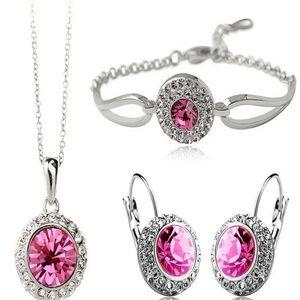 Jewelry - Beautiful CZ jewelry set